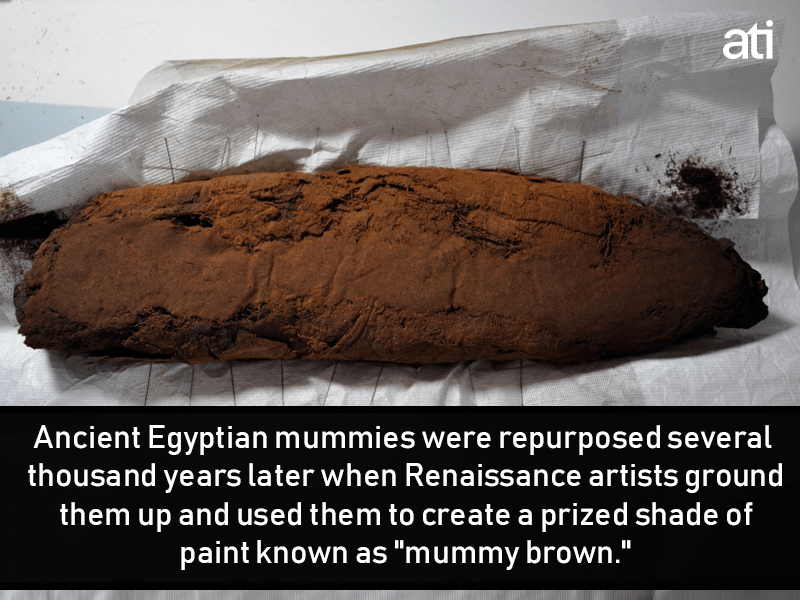 Ground Up Mummies