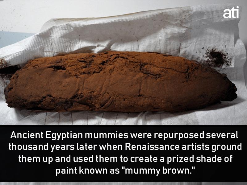Ground Up Mummies