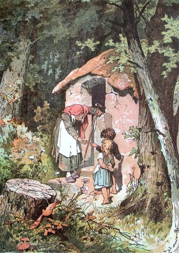 Hansel Gretel Witch