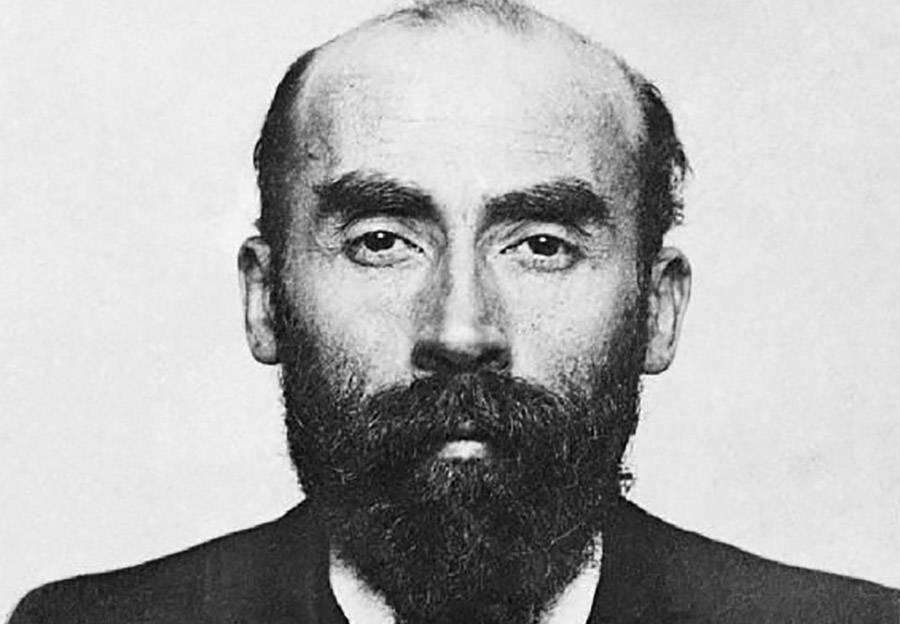 Henri Landru Mugshot