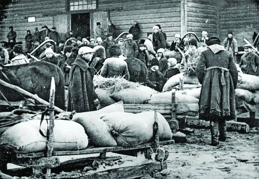 Holodomor Rations