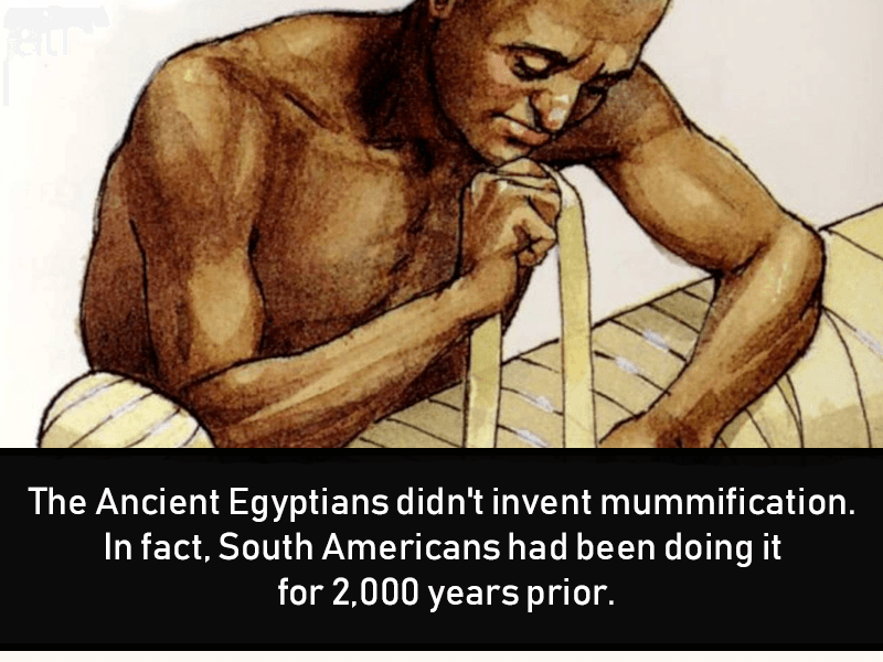 Invention Of Mummification
