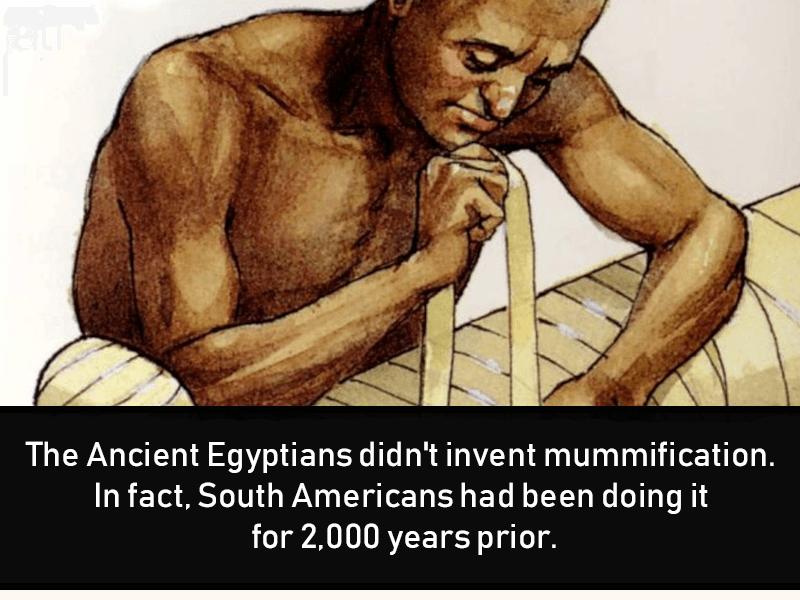 Invention Of Mummification