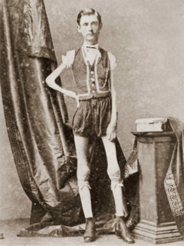 Isaac Sprague Human Skeleton