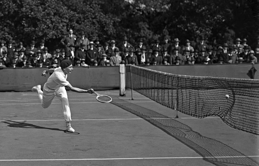 Jean Borotra Tennis