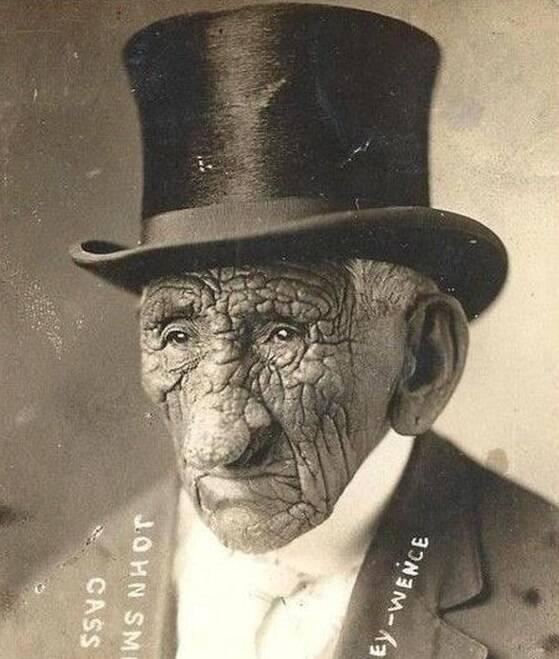 John Smith In A Hat