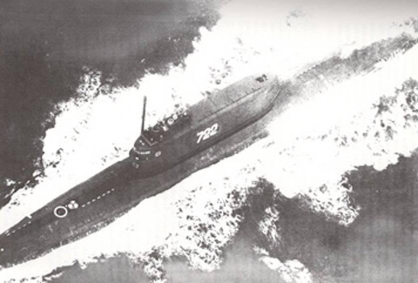 K-129 Soviet Submarine