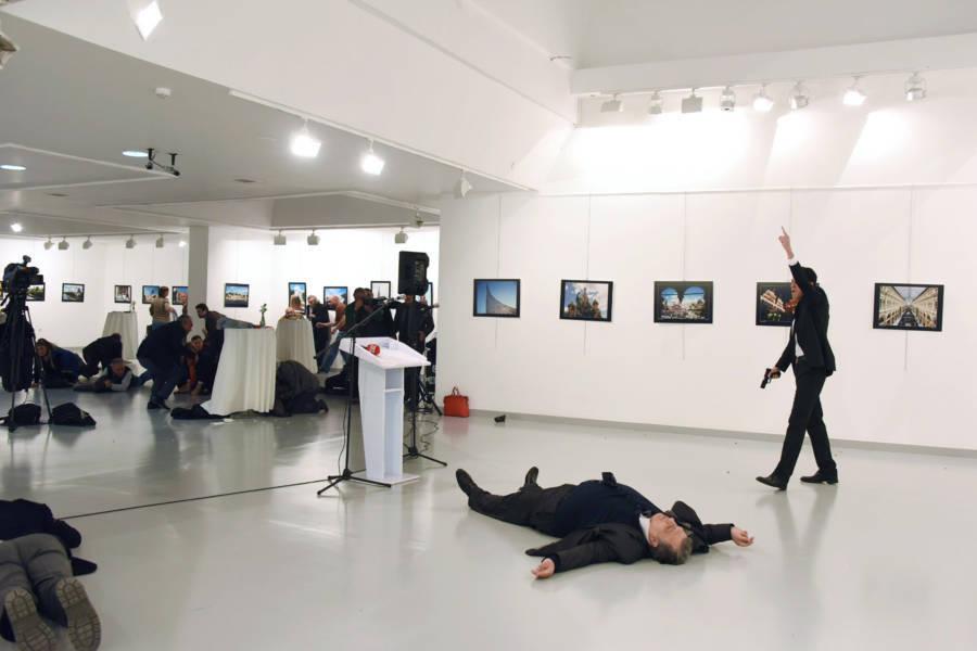 Karlov Dead Assassination