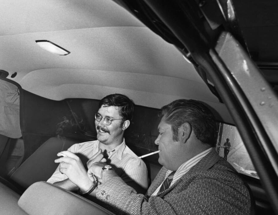 Edmund Kemper Talking To A Detective