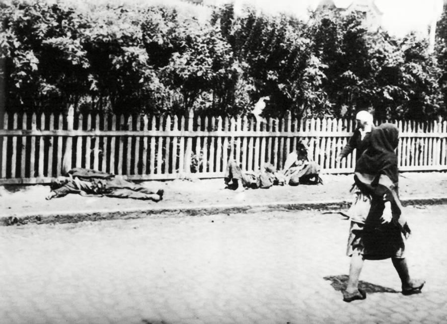 Kharkiv Streets Holodomor