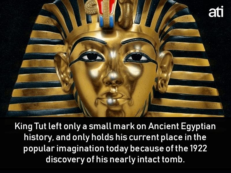 King Tut History