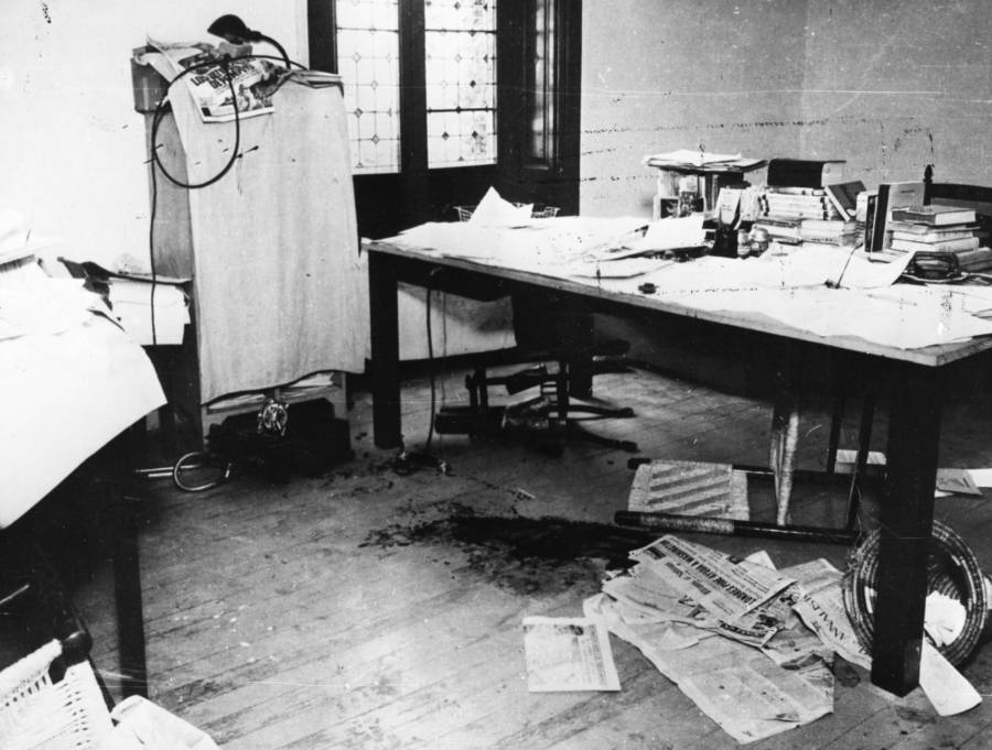 Leon Trotsky Assassination