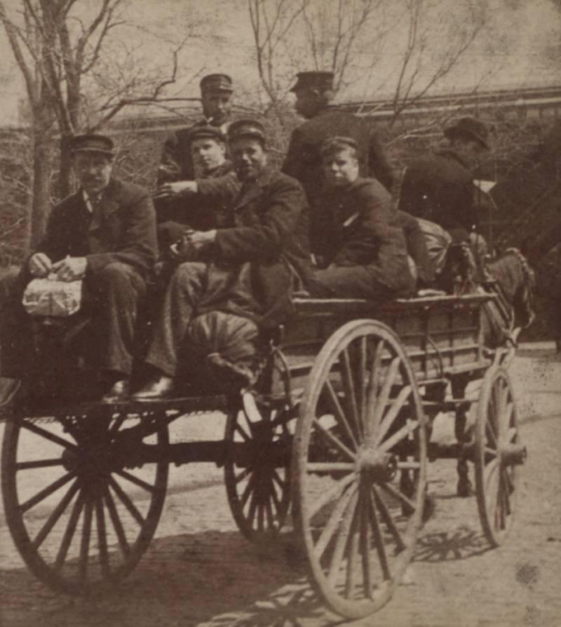 Load Of Emigrants