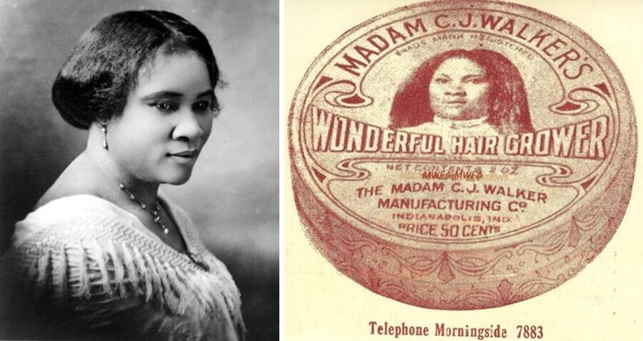 Meet Madam C J Walker The First Black Woman Millionaire In America