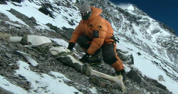 George Mallory's Body Uncovered On Mount Everest [VIDEO] George Mallory And Andrew Irvine