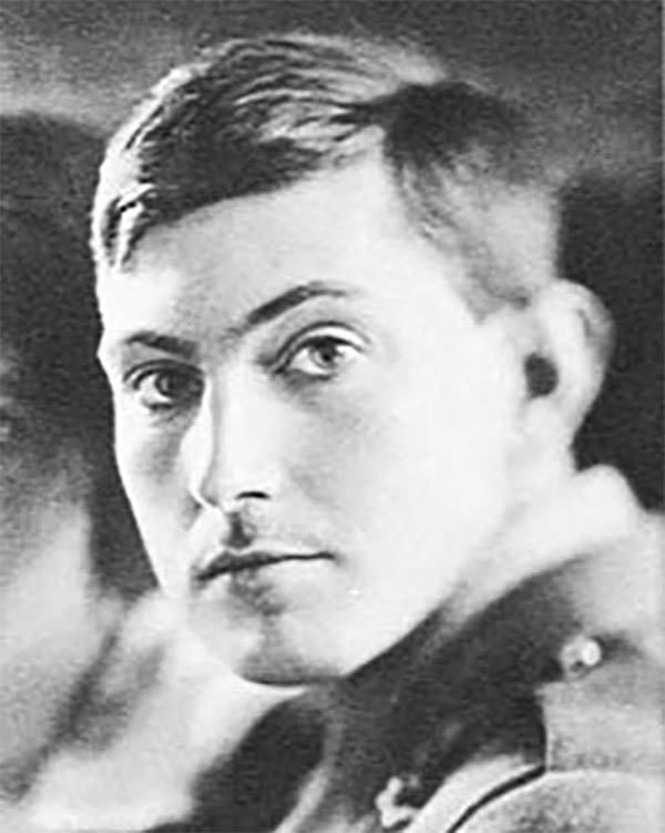 Portrait Of George Mallory