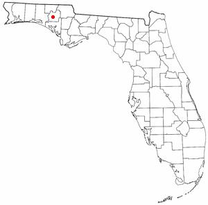 Map Doton Vernon