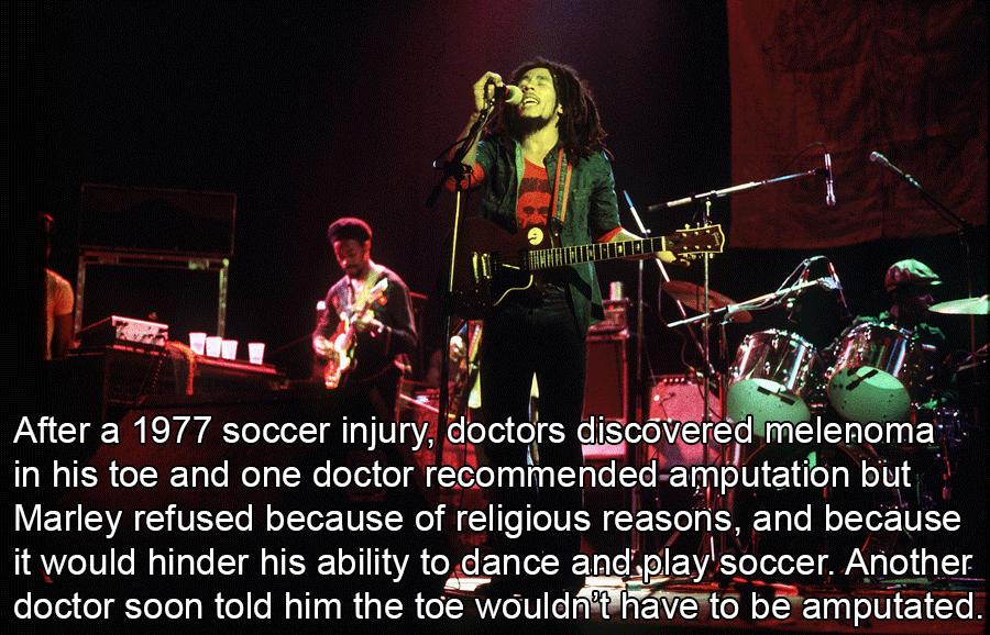 Marley Singing