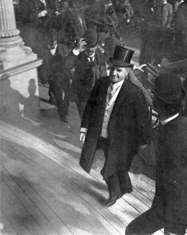 Mckinley Just Before Assassination