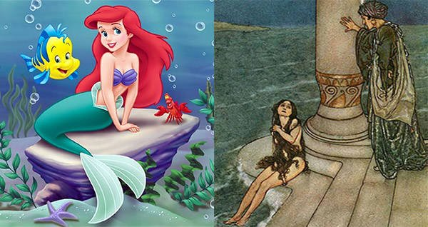Dark Disney: The Real And Horrifying Stories Behind The Classics