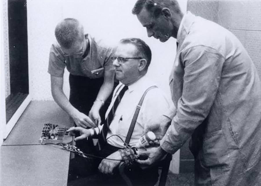 Milgram Experiment Subject