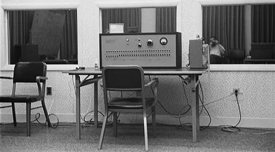Milgram Experiment Setup