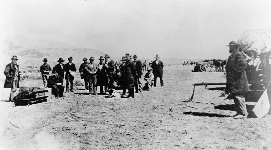 Execution of John D. Lee.