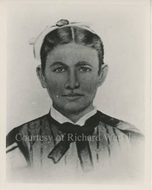 Catherine McCarty Mother Of Billy The Kid