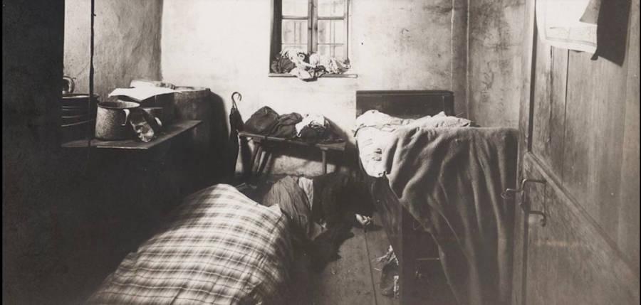 Inside Hinterkaifeck murder house