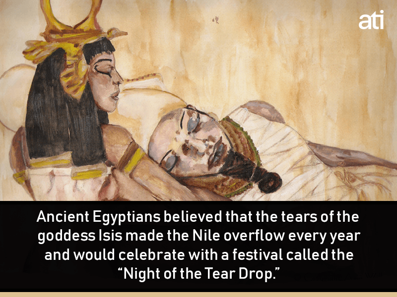 Mythology Of Nile Flooding