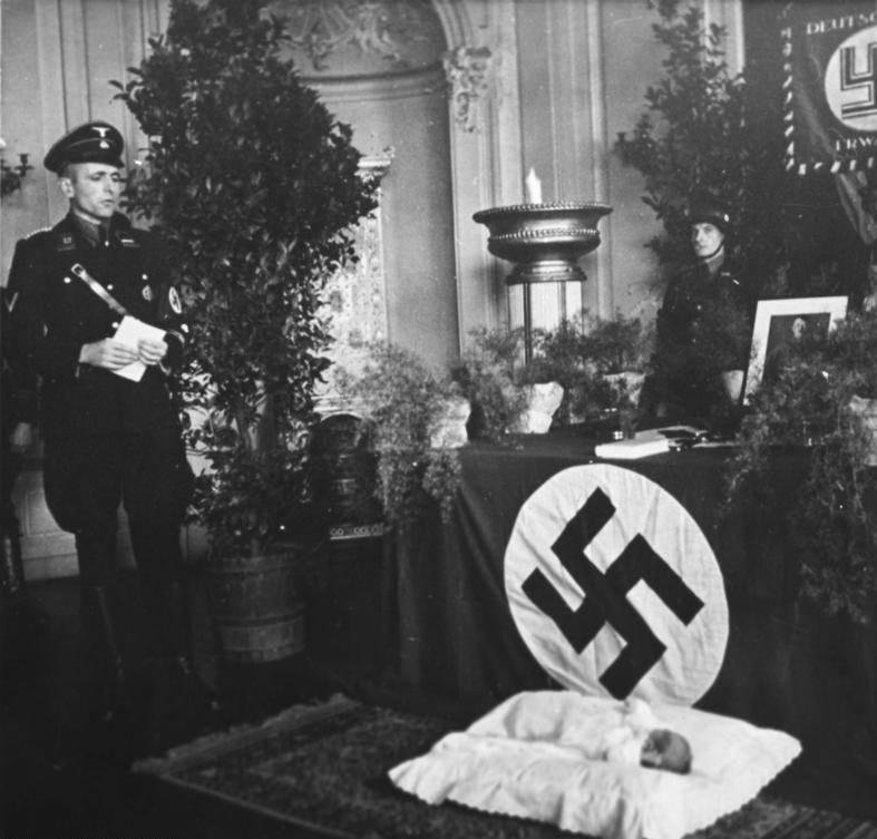 Nazi Baby Of The Lebensborn Program