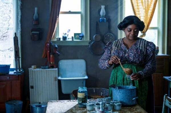 Octavia Spencer As Cj Walker