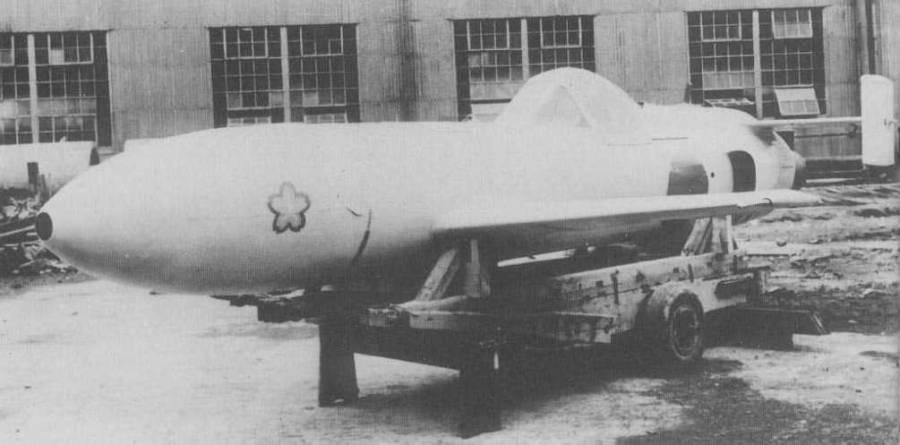 Ohka Bomb
