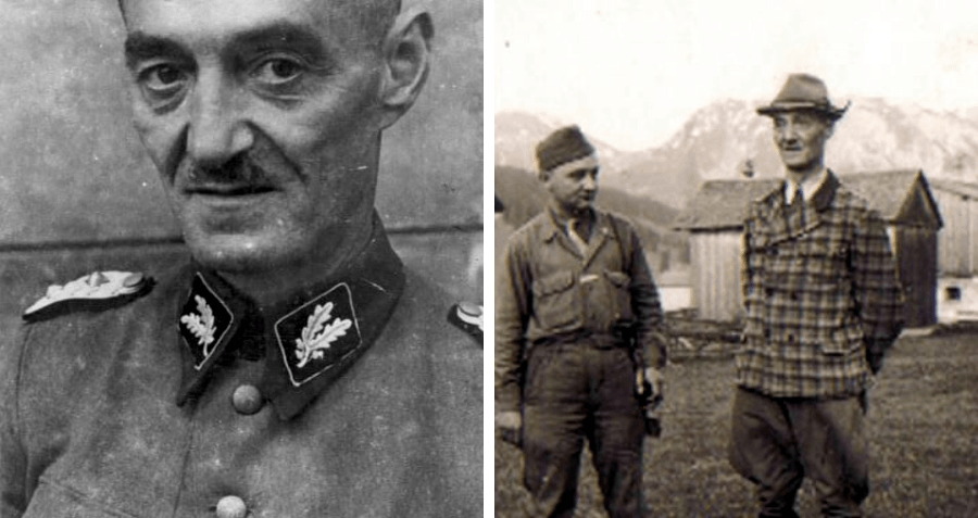 Oscar Dirlewanger side by side photo
