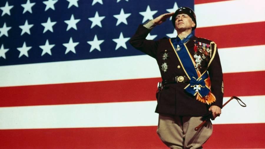Patton American Flag