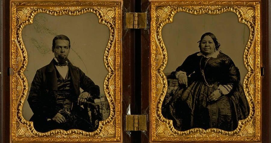 Photo of Albro and Mary Joseph Lyons