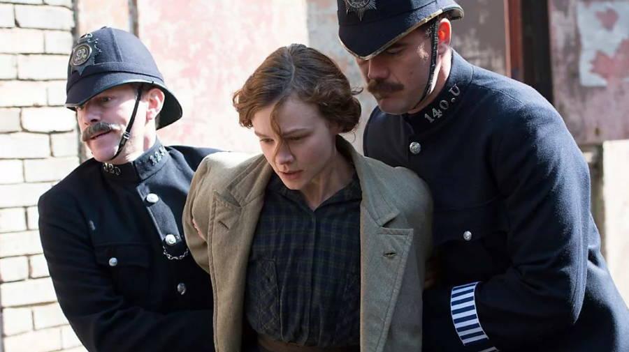 Police Suffragette