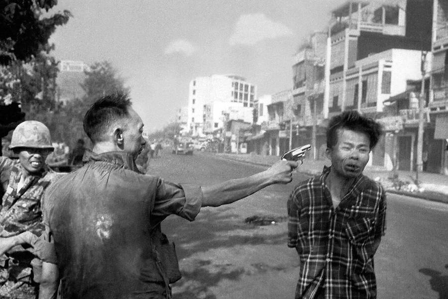 Powerful Photos Saigon Execution