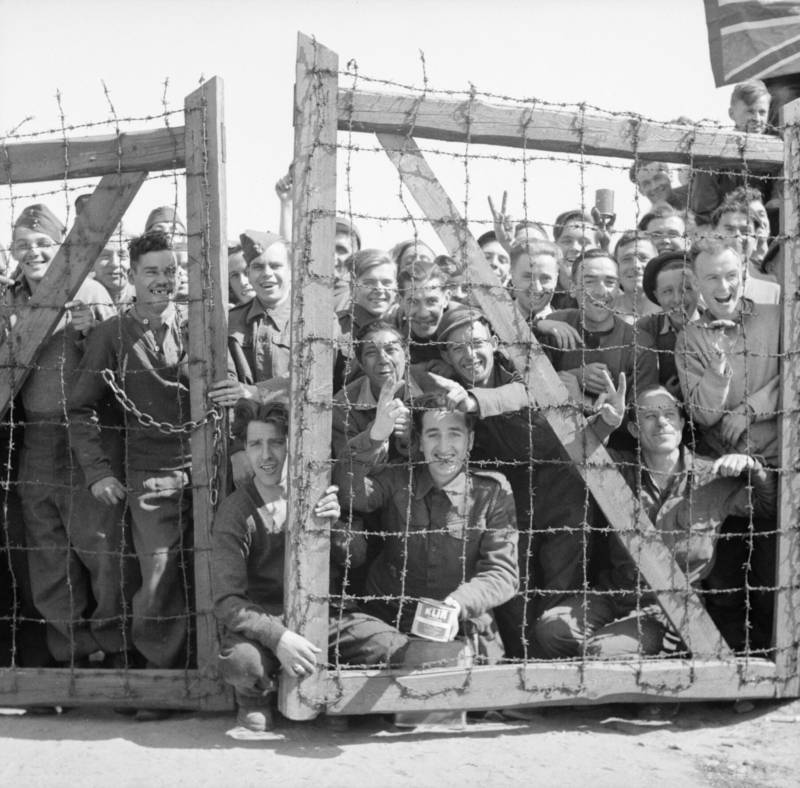 Pows In Germany