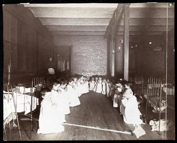 Prayer Time In Nursery