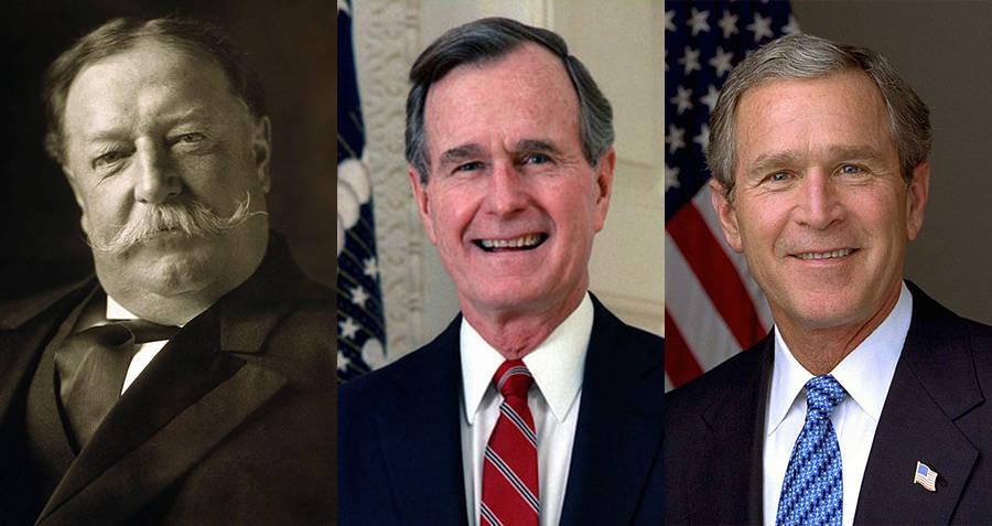 Three Presidents