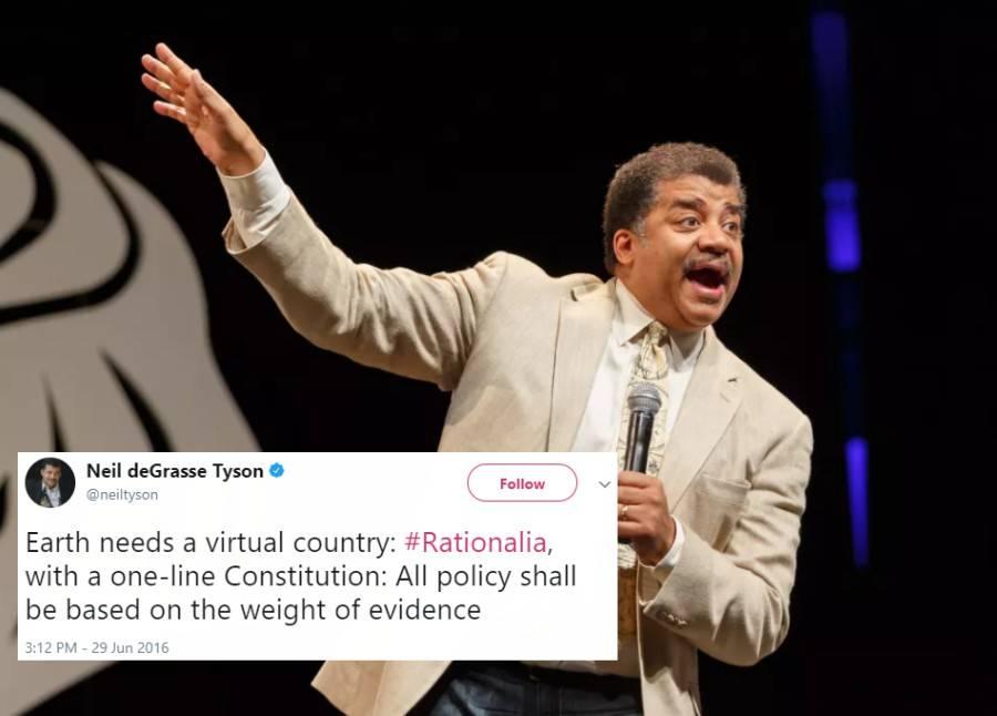 Rationalia Virtual Country