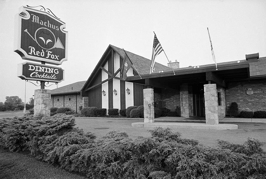 Red Fox Restaurant Where Jimmy Hoffa Disappeared