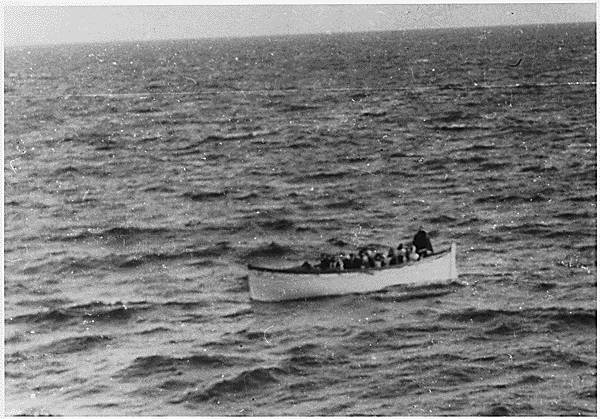 Rescue Boat Survivors
