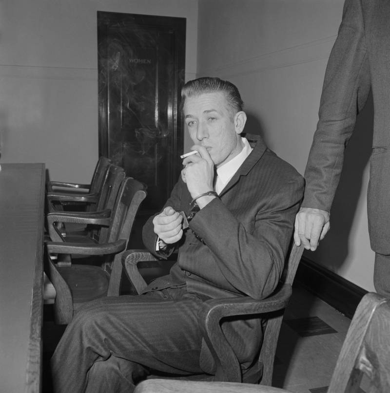 Richard Speck At His Trial