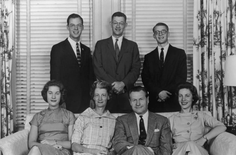 The Rockefeller Family