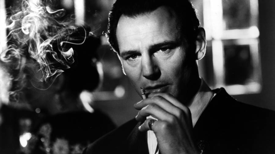 Schindlers List Historical Movies