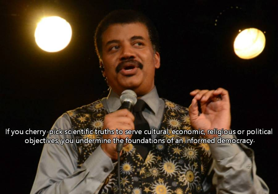 Scientific Truths Degrasse