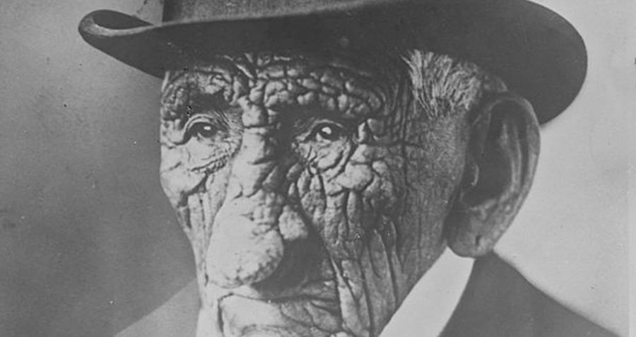 John Smith Oldest Man In 1920
