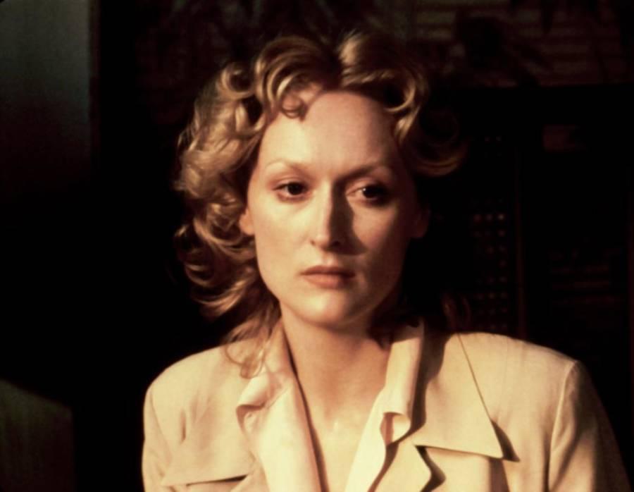 Sophie Meryl Streep